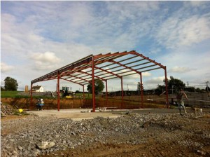 Structural Steel Unit