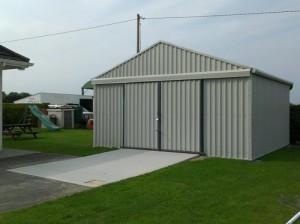 Domestic Garage