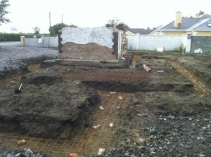 house groundworks