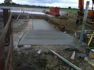 slatted tank concrete