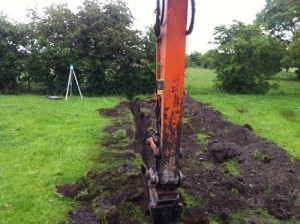 Drainage Groundwork
