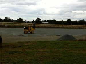 Concrete Site Preparation